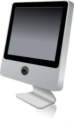 free vector Computer Monitor clip art