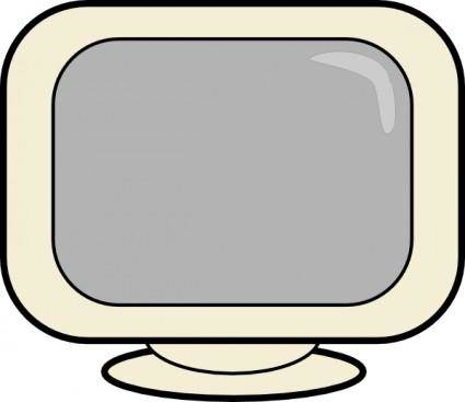 Karderio Computer Screen clip art