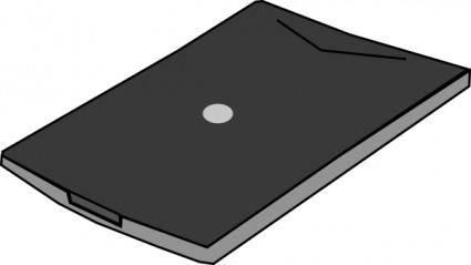 free vector Scanner clip art