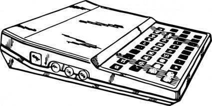 Sinclair Zx81 clip art