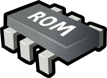 free vector Computer Chip clip art