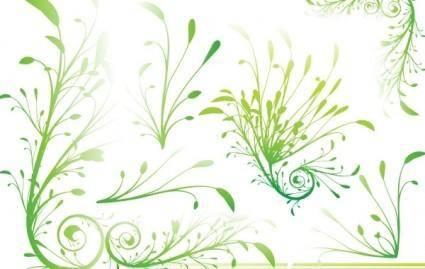free vector Leaf Beaujungka