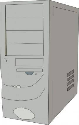 Case Tower clip art
