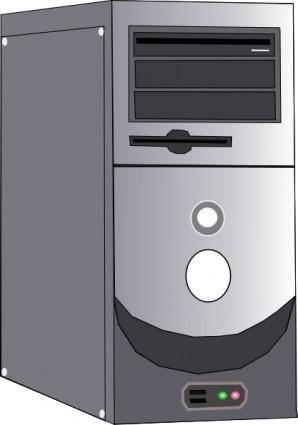 Computer Case clip art