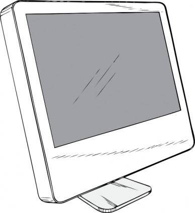 Cinema Display clip art