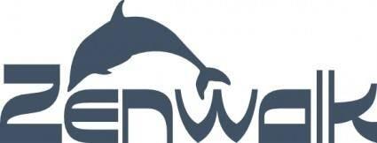 Zenwalk Logo clip art