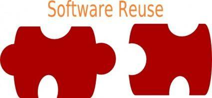 Anywhere Info Software Reuse clip art