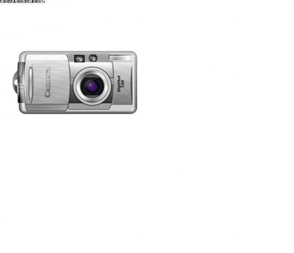 Digital-camera clip art