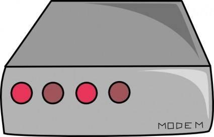 Dsl Cable Modem clip art