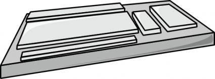 Computer Keyboard Symbol clip art