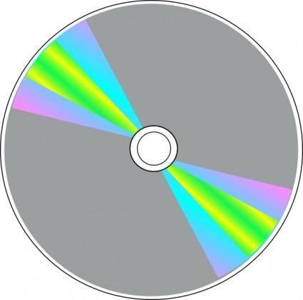 free vector Disc clip art