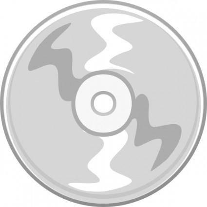 free vector Compact Disc clip art