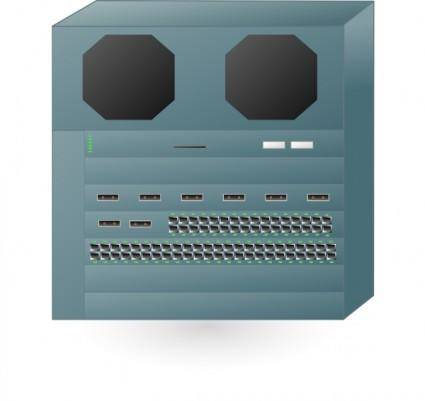 Switch Cisco 4500 clip art