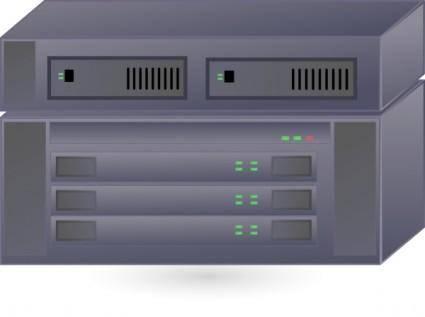 Remote Access Server Ras clip art