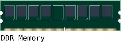 Memory Ddr clip art