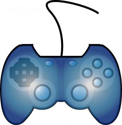 free vector Joypad Game Controller clip art