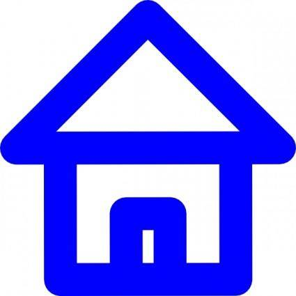 Home Icon clip art