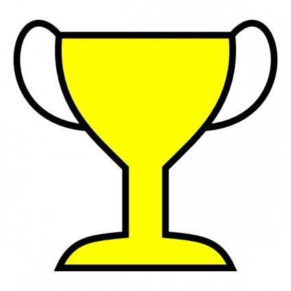 free vector Simple Cup Icon clip art