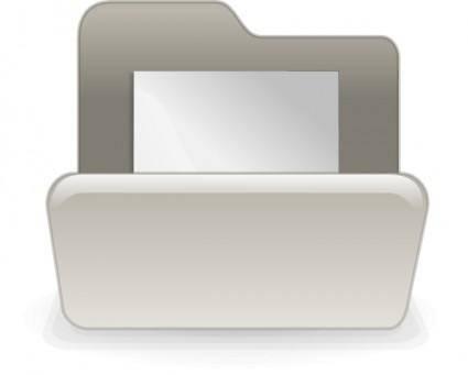 free vector Directory Accept clip art
