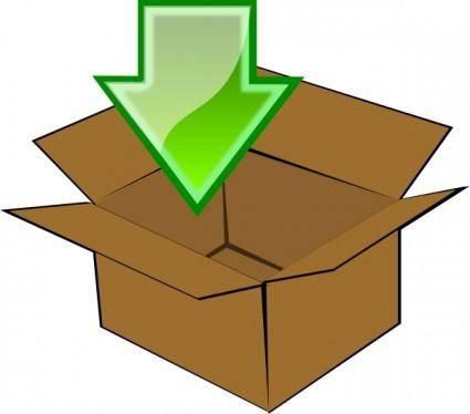 free vector Archive Icon clip art