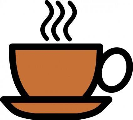 Coffee Cup Icon clip art