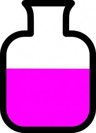 free vector Jar clip art