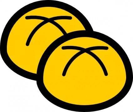 Bakery Buns clip art