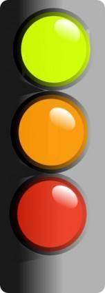 free vector Semaphore Icon clip art