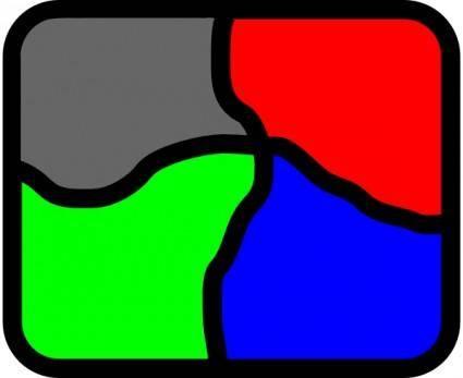 Image Segmentation clip art
