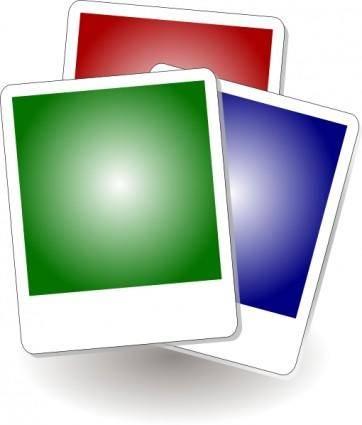 Gallery Icon clip art