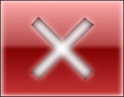 free vector Close Button clip art