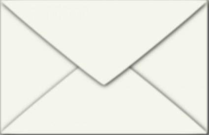Closed Envelope clip art