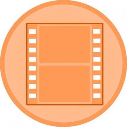 Movie Video clip art