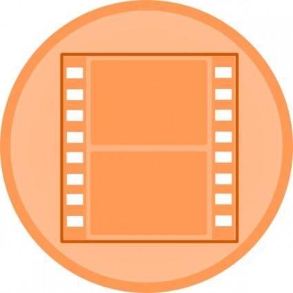 Movie Video clip art