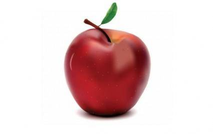 free vector Vector Apple