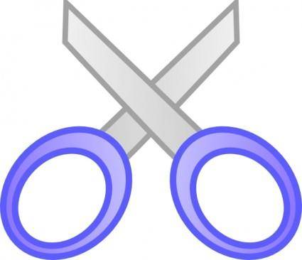 free vector Scissors clip art