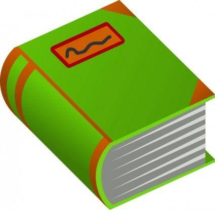 free vector Book clip art
