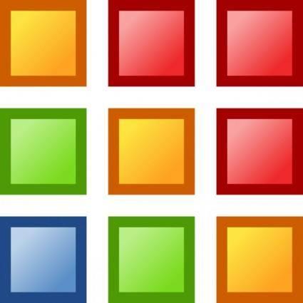 Icon Colors clip art