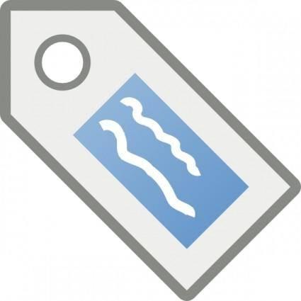 Icon Note clip art