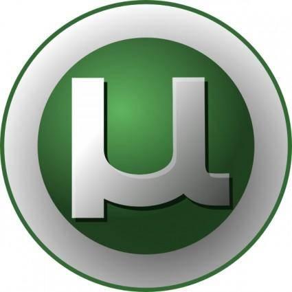 Utorrent clip art