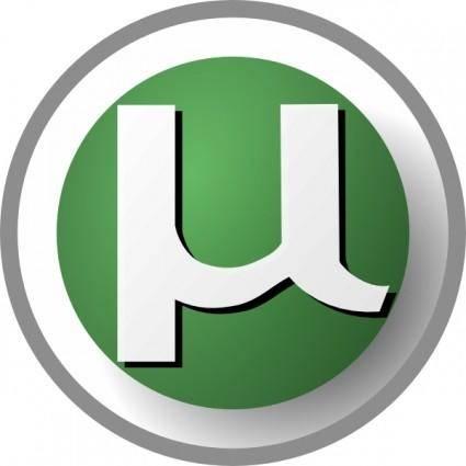 free vector Utorrent clip art