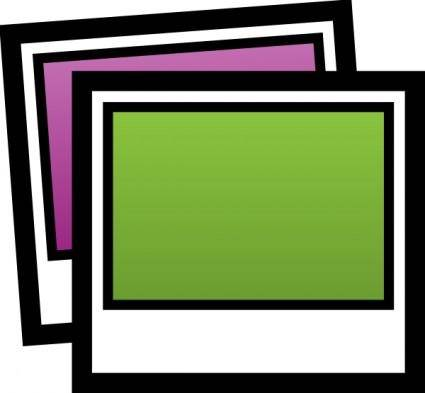 Multiple Photos clip art