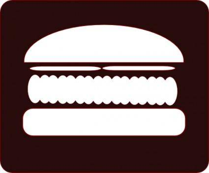 Hamburger Icon clip art
