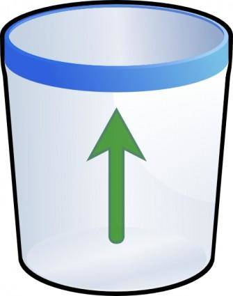 free vector Trash Bin clip art
