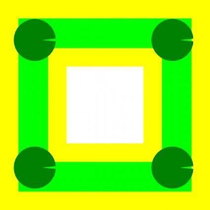 Block Icon clip art
