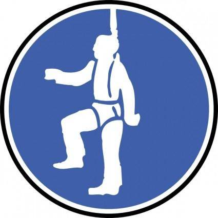 free vector Attach Safety Wire clip art