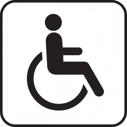 Wheel Chair clip art