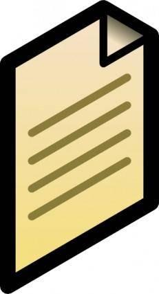 File  clip art