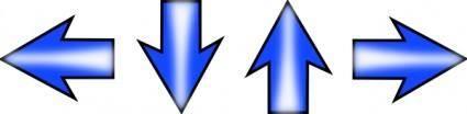 Arrow Set clip art