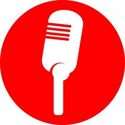 Jportugall Icon Microphone clip art